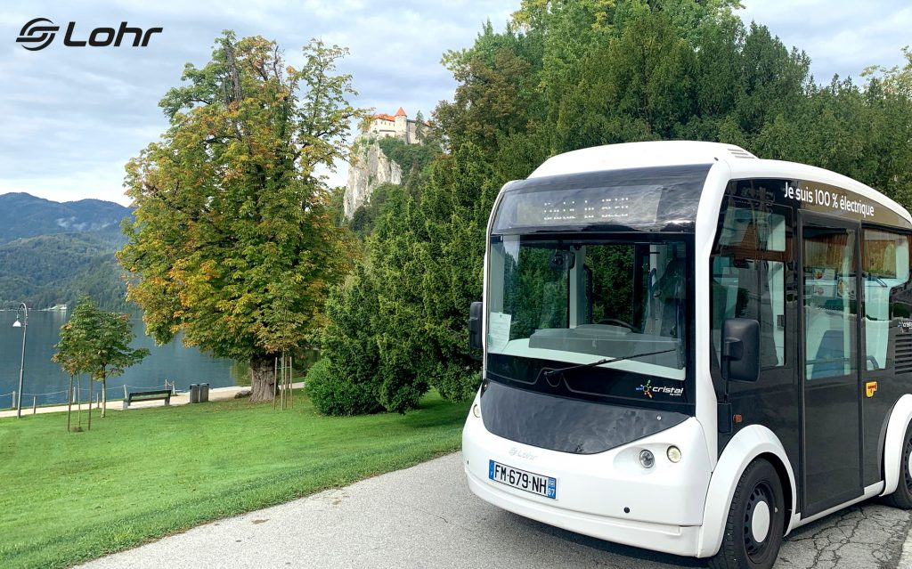 Cristal in test in Slovenia